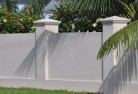 Aubigny Barrier wall fencing 1