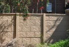 Aubigny Barrier wall fencing 3