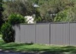 Colorbond fencing Rural Fencing