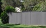 Rural Fencing Colorbond fencing