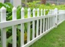 Kwikfynd Picket fencing aubigny