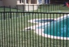 Aubigny Pool fencing 2