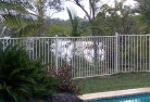 Aubigny Pool fencing 3