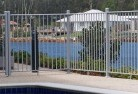 Aubigny Pool fencing 7