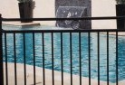 Aubigny Pool fencing 9