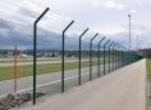 Kwikfynd Security fencing aubigny