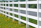 Aubigny Wood fencing 12