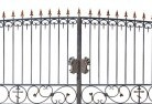 Aubigny Wrought iron fencing 10