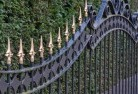Aubigny Wrought iron fencing 11