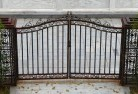 Aubigny Wrought iron fencing 14