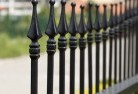 Aubigny Wrought iron fencing 8